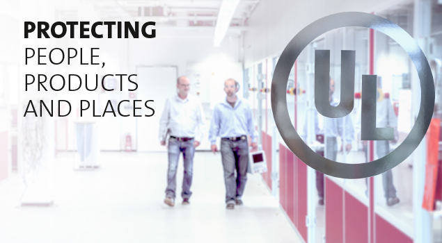 UL – Protecting People, Products and Places